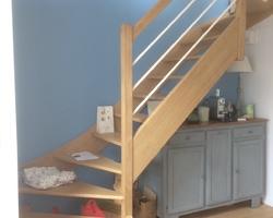 Escalier sur mesure -
